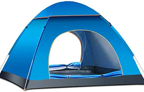 Waterproof Instant Oklahoma City Mall Pop Max 59% OFF Up Camping 3-4 Person Tent