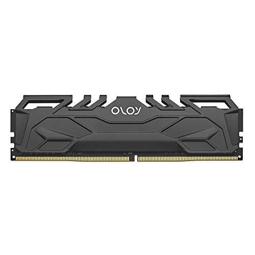 OLOy DDR4 RAM 8GB (1x8GB) 3000 MHz CL16 1,35V 288-Pin Desktop Gaming UDIMM (MD4U083016BJSA)