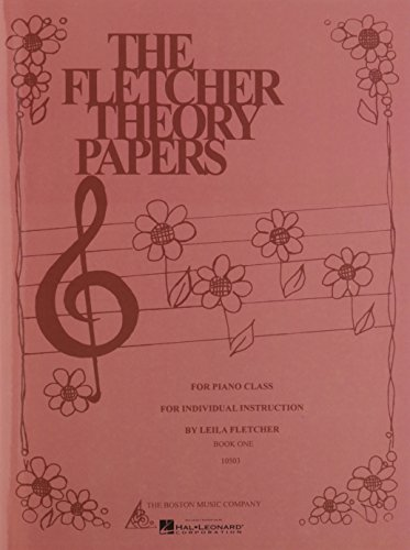 Fletcher Theory Papers: Book 1