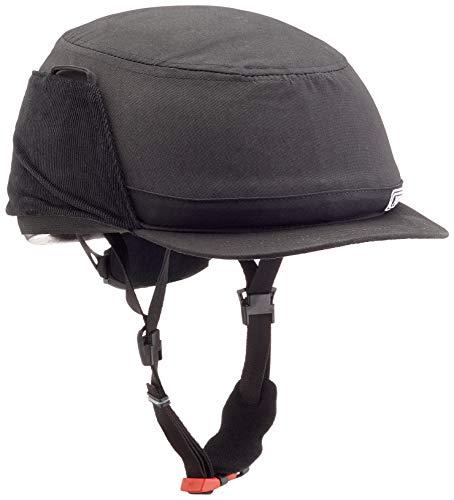 ABUS Uni Fahrradhelm Metronaut, schwarz, 53-59 cm, 52145-4