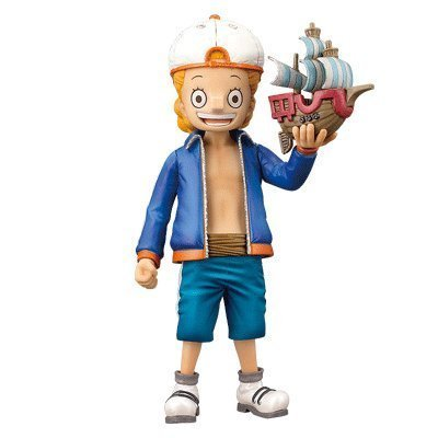 One Piece DX Figure THE GRANDLINE CHILDREN vol.5 Kaku single item (japan import)