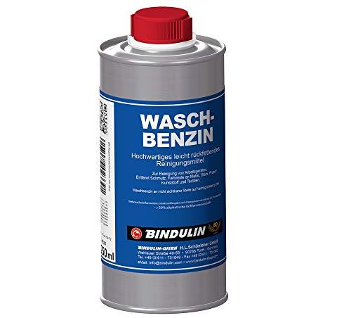 Waschbenzin 250 ml Flasche inkl. Microfasertuch von E-Com24