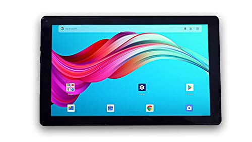 10 Inch Android 4.4 Tablet by Azpen for Internet Browsing and Social Media Basic Use Entry Level