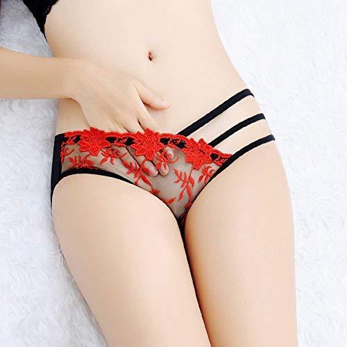 MaoDaAiMaoYi Vrouwen Onderbroek Mode Elegante Effen Kleur Korte Ademende Splice Kant Onder Mode Levende Rock Yoga Fiets Actieve Korte Leggings 3 Pack