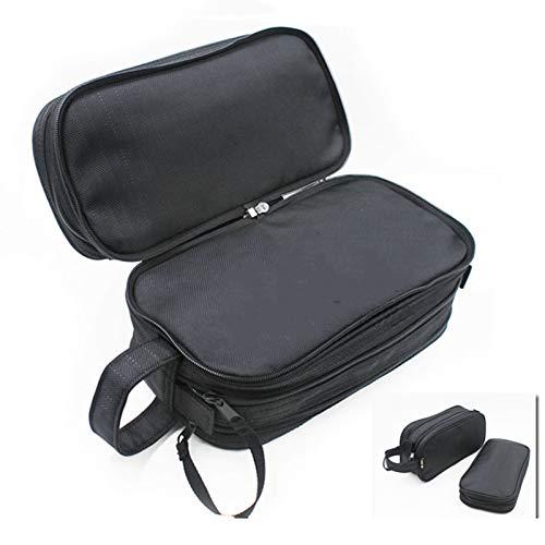 WANGXNCase Hairdressing Tools Bag, Barber Handbag,Salon Barber Handbag Portable Scissors Comb Holder Hairstyling Case Travel Luggage Pouch