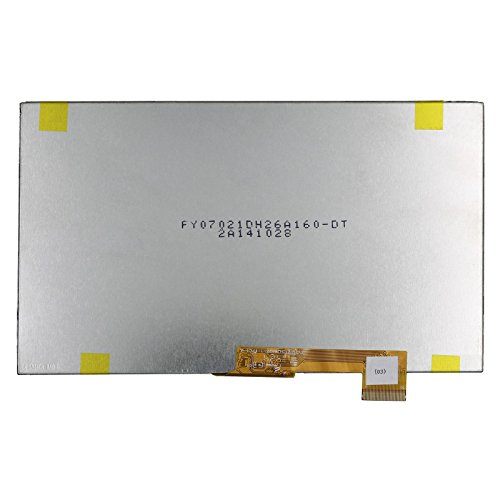EUTOPING ® LCD Farbe 7 Zoll Touchscreen - digitizer Alternative LCD für Archos 70b Copper 3G
