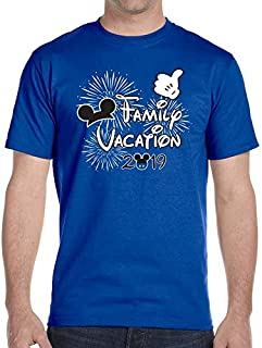 Mickey Mouse Ear T-Shirt, Family Vacation Shirts, 2019 Orlando Shirts, Florida T-Shirts, Family Vacation T-Shirts