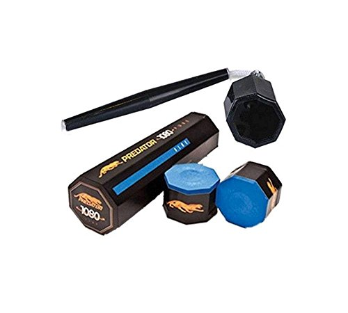 Predator 1080 Pure Performance Chalk, 5 Pieces with Octagon Chalk Holder