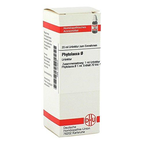 PHYTOLACCA URT, 20 ml