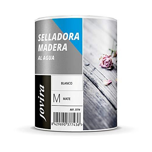 SELLADORA MADERA AL AGUA Imprimación especial para madera. (750 ML)