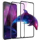 【視力を保護】 iPhone11 Pro/iPhoneXS/iPhoneX ガラスフィルム ブルーライトカット 液晶保護……