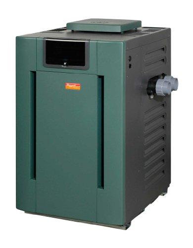 Raypak P-R266-A-EP-C Digital Propane Pool Heater, 266 BTU
