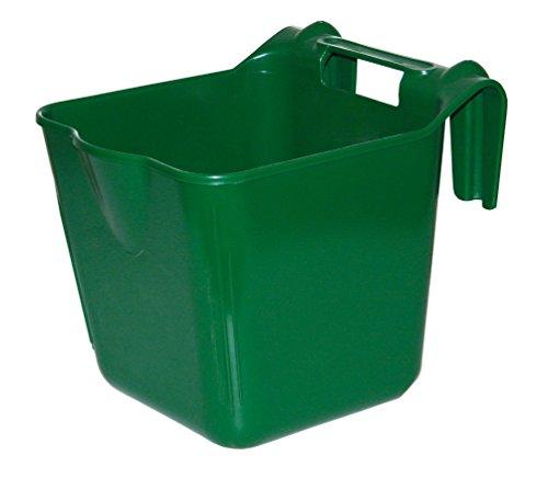 Kerbl 323480 Futtertrog zum Einhängen, Hangon ca. 13 l, grün