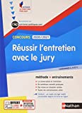 Réussir l'entretien avec le jury - Concours 2020-2021 - N° 32 Cat. A/B/C - (IFP) 2020