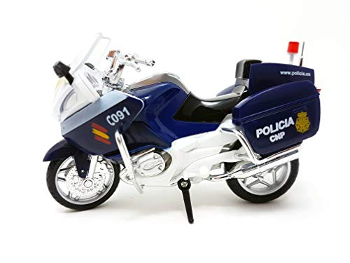 PLAYJOCS Moto Policía Nacional GT-3987