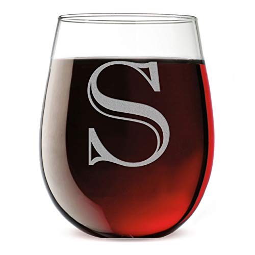 monogrammed wine gifts - 9