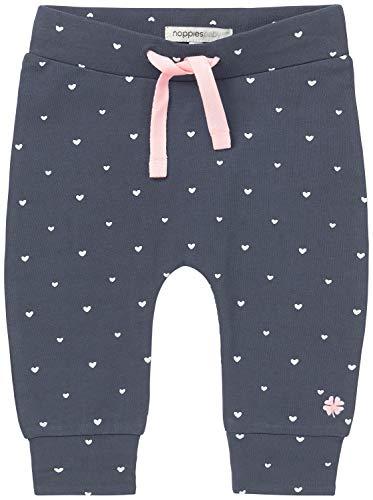 Noppies Baby-Mädchen G Polyamident Jrsy Comfort Neenah Hose, Blau (Navy C166), 62