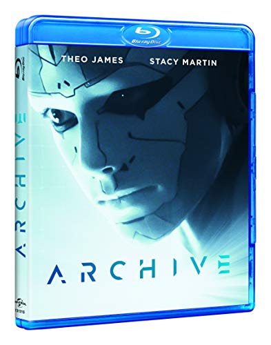 Archive (BD) [Blu-ray]