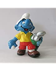 The Smurfs Schleich® Figure - The Golfer Smurf 1998 (20460)