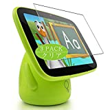 [3 Pack] Synvy Screen Protector, Compatible with ANIMAL ISLAND Aila Sit Play Kids Tablets 7' TPU Film Protectors [Not Tempered Glass]