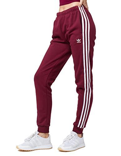 adidas Originals Damen Trainingshose mit Bündchen - Rot - XX-Small