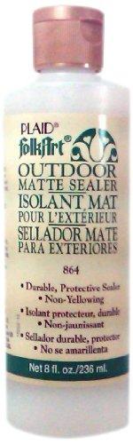 FolkArt Outdoor Sealer (8 Ounce), Matte Finish