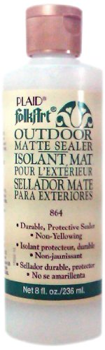 FolkArt Outdoor Sealer (8 Ounce), Matte Finish