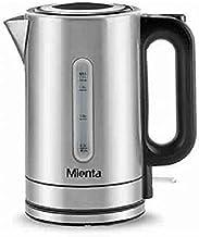 Mienta kettle, 1.7 liter, 2150 watt, stainless steel