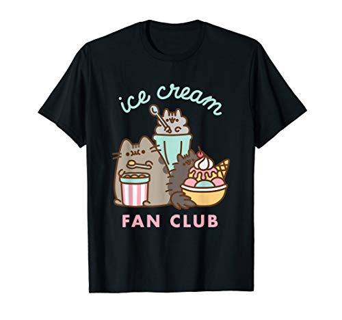 Pusheen Ice Cream Fan Club T-Shirt