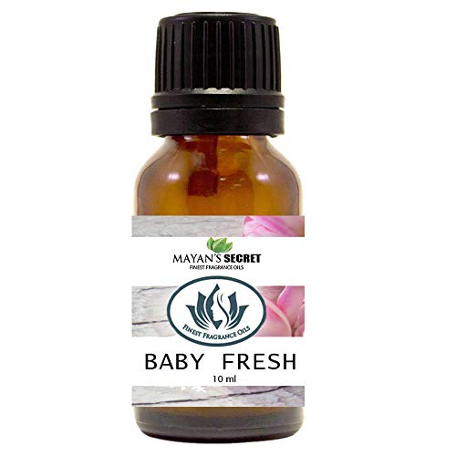 Mayan's Secret-Baby Fresh- Premium Grade Fragrance Oil (10ml)