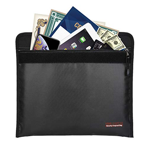 Hengfuntong-Elec Fireproof Money Document Bag