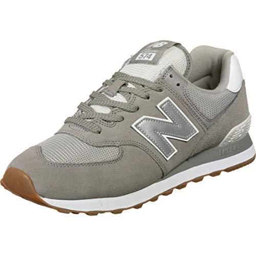 New Balance Herren 574v2 Sneaker, Grau (Grey Spu), 44 EU