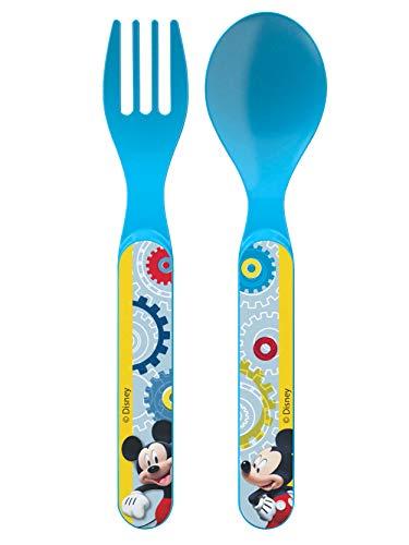 Disney Mickey Mouse Set Cubiertos 126083