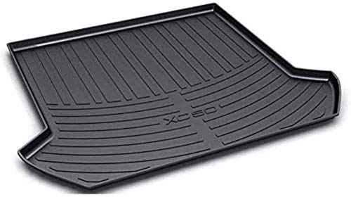 Alfombrilla para maletero de coche, Maletero del coche Mat for el Volvo XC90 2011 a 2015, TPO caucho revestimiento de la bandeja de almacenamiento de arranque de carga de la alfombra almohadillas prot