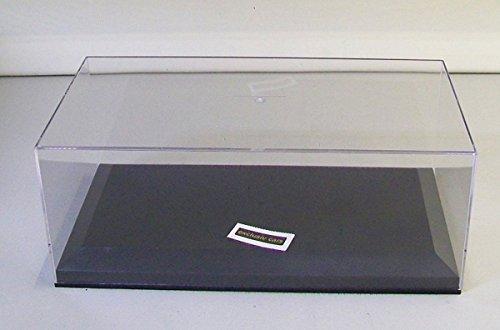 Vitrine Kunststoffvitrine für Modellauto 1:18,1:24, 1:43, 1:72, 1:87
