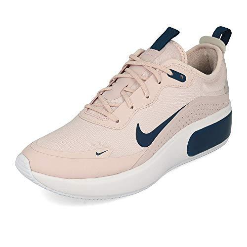 Nike Air MAX Dia, Running Shoe Womens, Rosado Ligero/Azul Valeriana/Blanco, 38 EU