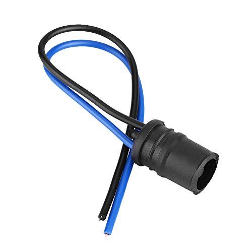 Enchufe de extensión de bombilla LED T10 501 W5W, adaptador de conector de soporte de enchufe para automóvil para automóvil