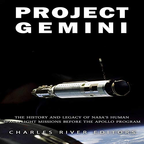 Project Gemini Audiobook By Charles River Editors cover art