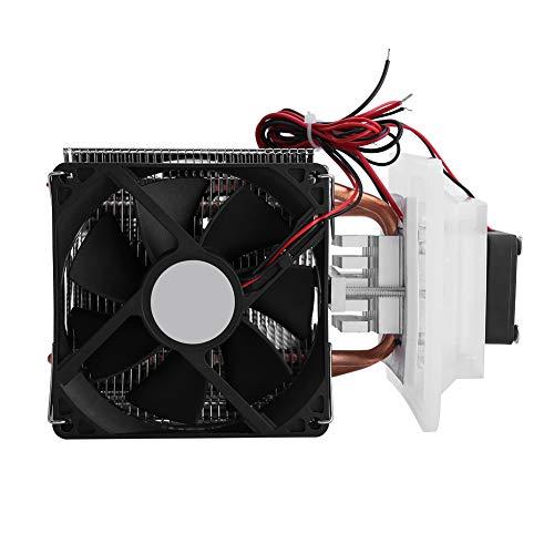 Sistema di raffreddamento a semiconduttori Kit fai-da-te 12V 6A Peltier termoelettrico per condizionatore mini