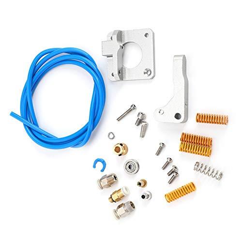 Kit completo del extrusor, kit de Hotend hecho de aluminio para la estructura de la impresora Makerbot