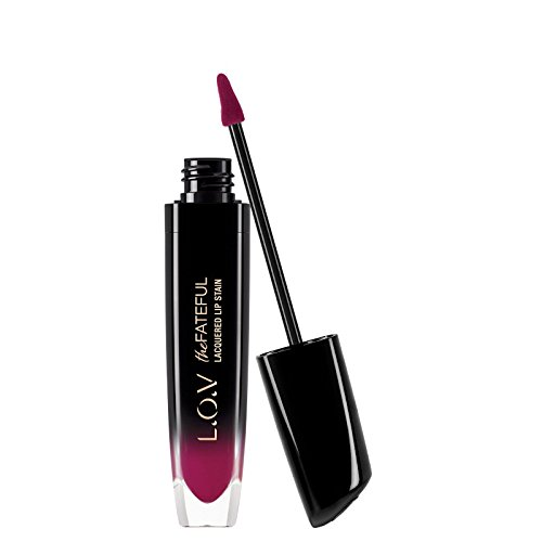 L.O.V - Flüssiger Lippenstift - THE FATEFUL lacquered lip stain 730
