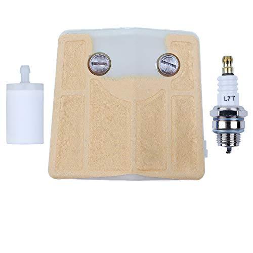 Haishine Tune Up Kit Fit JONSERED 670,670 Champ,630,625,625 II Saw Air Filter Spark Plug
