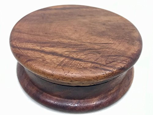 """3""""X1Pc : Wooden Herb Grinder Classic #SEE OUR OTHER LISTINGS AS WELL FOR DIFFERENT MODELS # 3.0"""" Inch :3inX1Pc"""