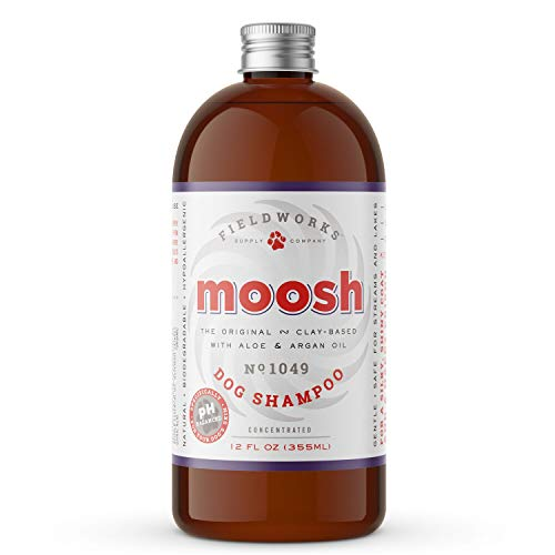 Moosh Natural Dog Shampoo – Promotes...