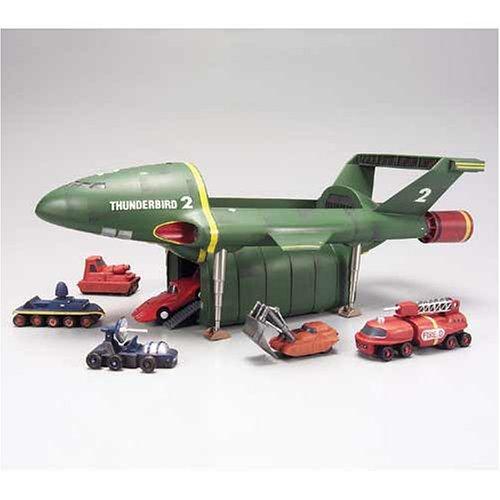 1/350 Thunderbird No. 2 & telescopic leg set (japan import)