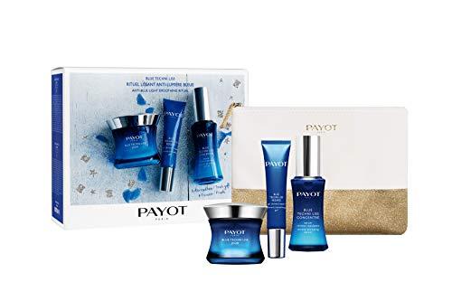 Payot Blue Techni Liss Crema Día 50ml + Contorno De Ojos 15ml + Concentrado 30ml + Neceser
