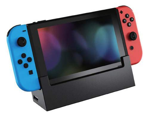 TWO DOTS Dock St.Nintendo Switch Multif.