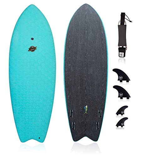 Razzo Hybrid Surfboard by South Bay Board Co.