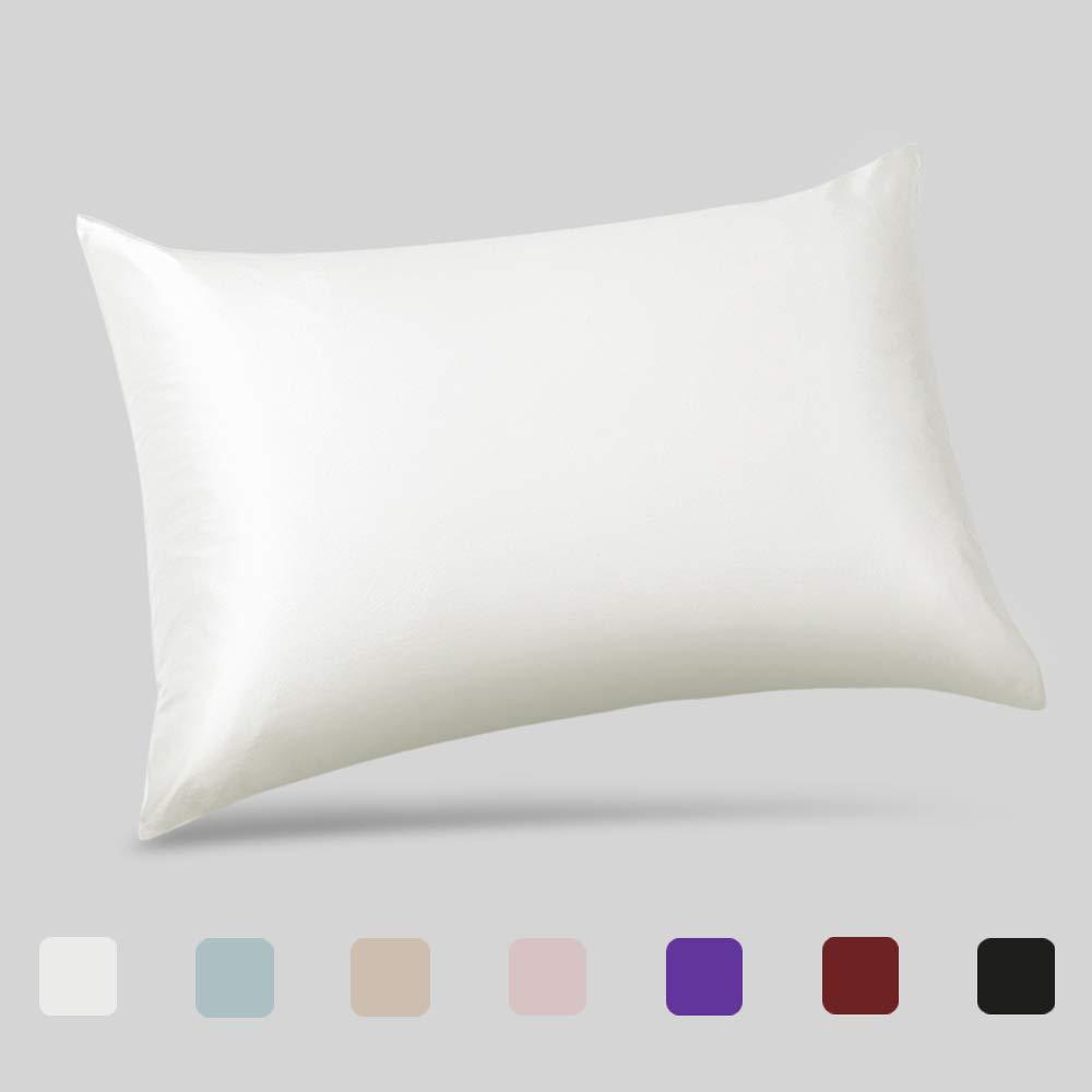 ALASKA BEAR Pillowcase Hypoallergenic Mulberry