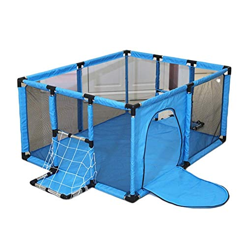 Babylove Lovebaby Tragbarer Spielplatz mit Matratze, Kleiner Spielkugelschreiber for Baby-Indoor-Outdoor-Aktivitäten for Kinder, 62 cm groß